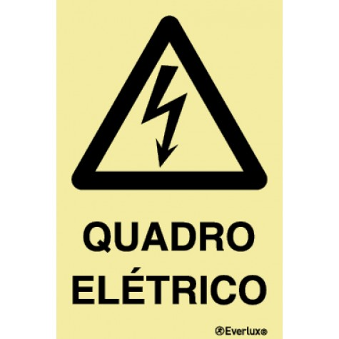 ALERTA QUADRO ELÉTRICO