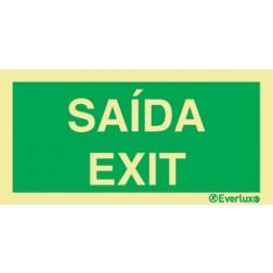 SAÍDA / EXIT