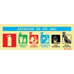 AGENTE EXTINTOR PÓ ABC