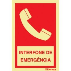 INTERFONE DE EMERGÊNCIA