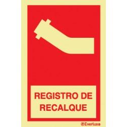 REGISTRO DE RECALQUE
