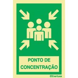 PONTO DE CONCENTRAÇÃO