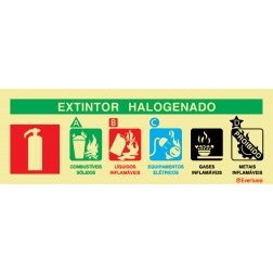 AGENTE EXTINTOR HALOGENADO