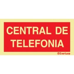 CENTRAL DE TELEFONIA