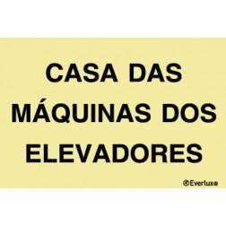 CASA DAS MÁQUINAS DOS ELEVADORES