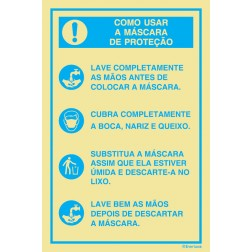 PROCEDIMENTOS DE SEGURANÇA - RISCO COVID-19