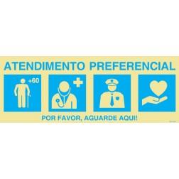 ATENDIMENTO PREFERENCIAL